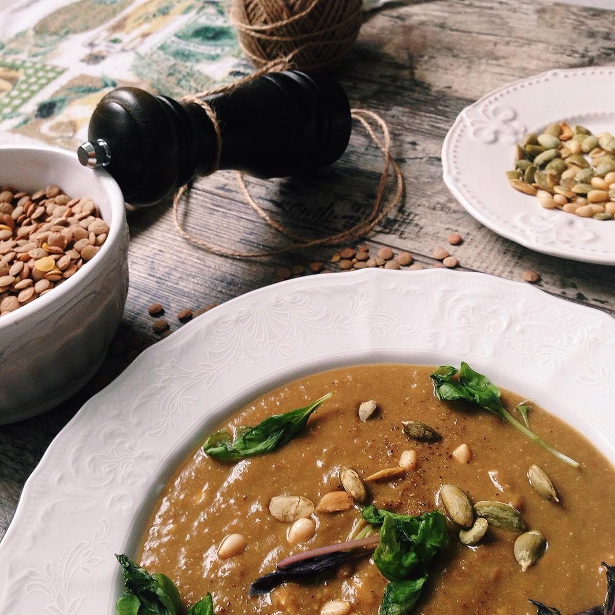 Рецепты из чечевицы с фото пошагово