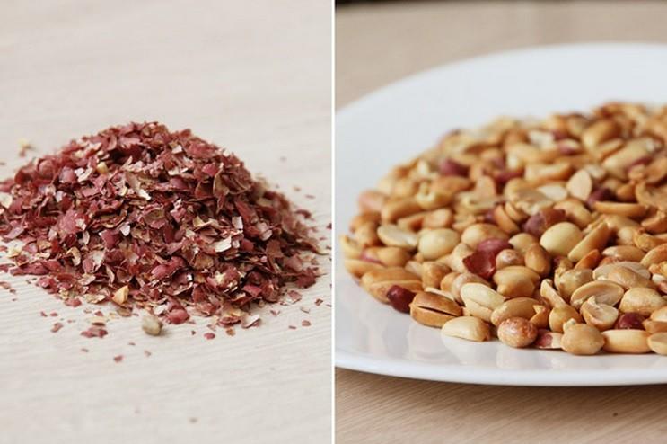 Арахисовая паста, рецепт