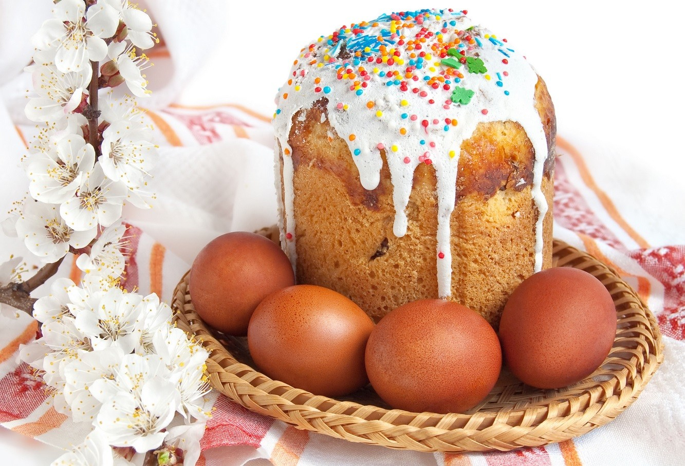 The most delicious Easter cake