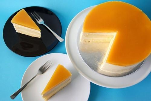 Рецепт муссового торта