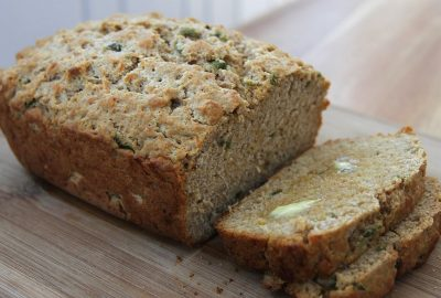 Быстрый хлеб без дрожжей на пиве